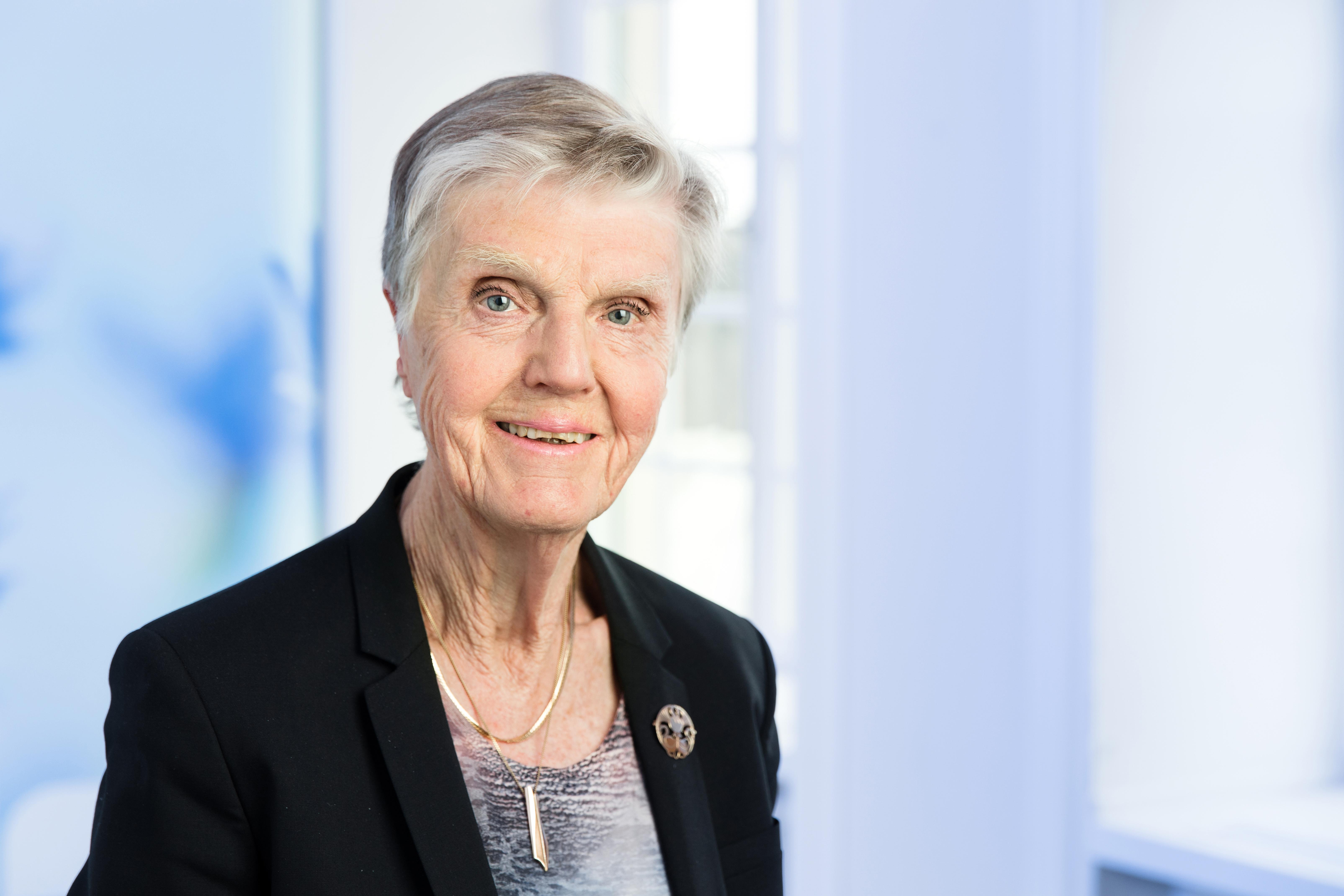 Meet human rights champion Barbro Westerholm