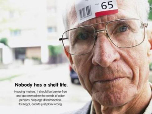 Learn about ageism