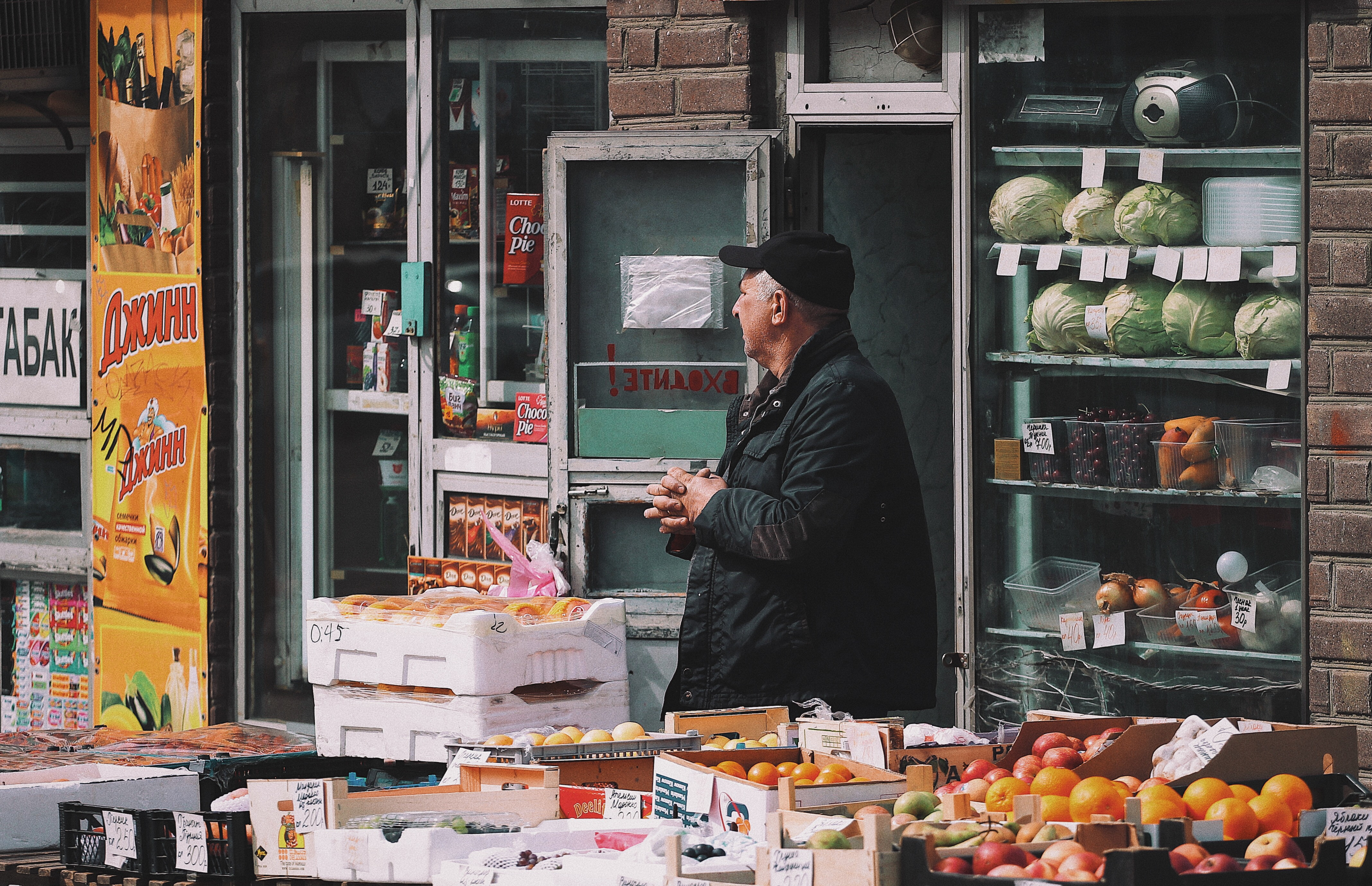 Understand different faces of poverty and social exclusion in old age