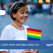'I have no intention of hiding': the 6th week of the #AgeingEqual campaign in a nutshell