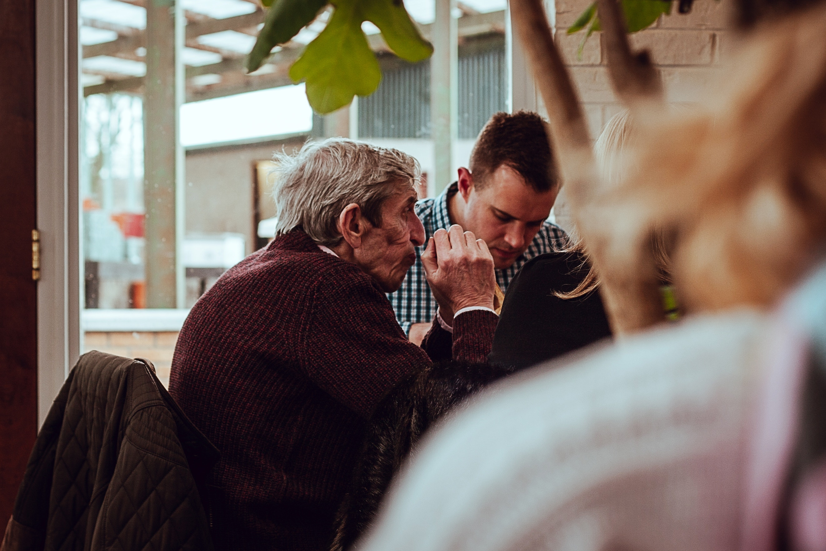 Why is age a barrier to intergenerational friendships?