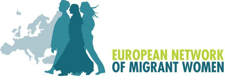European Network of Migrant Women logo