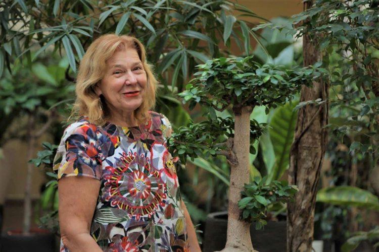 Meet older women's advocate Maria Ludovica Bottarelli Tranquilli-Leali