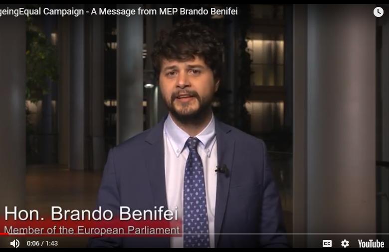 MEP Brando Benifei