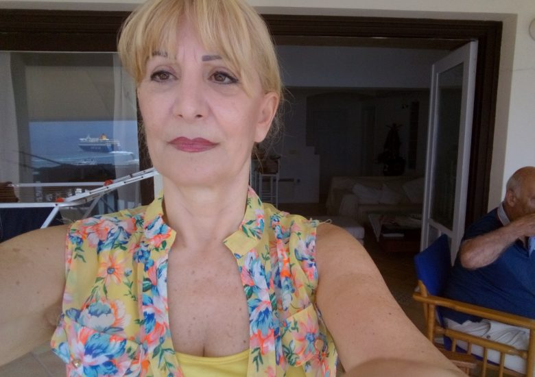 Photo of Dr Maria Zachariou Dodou (Cyprus)