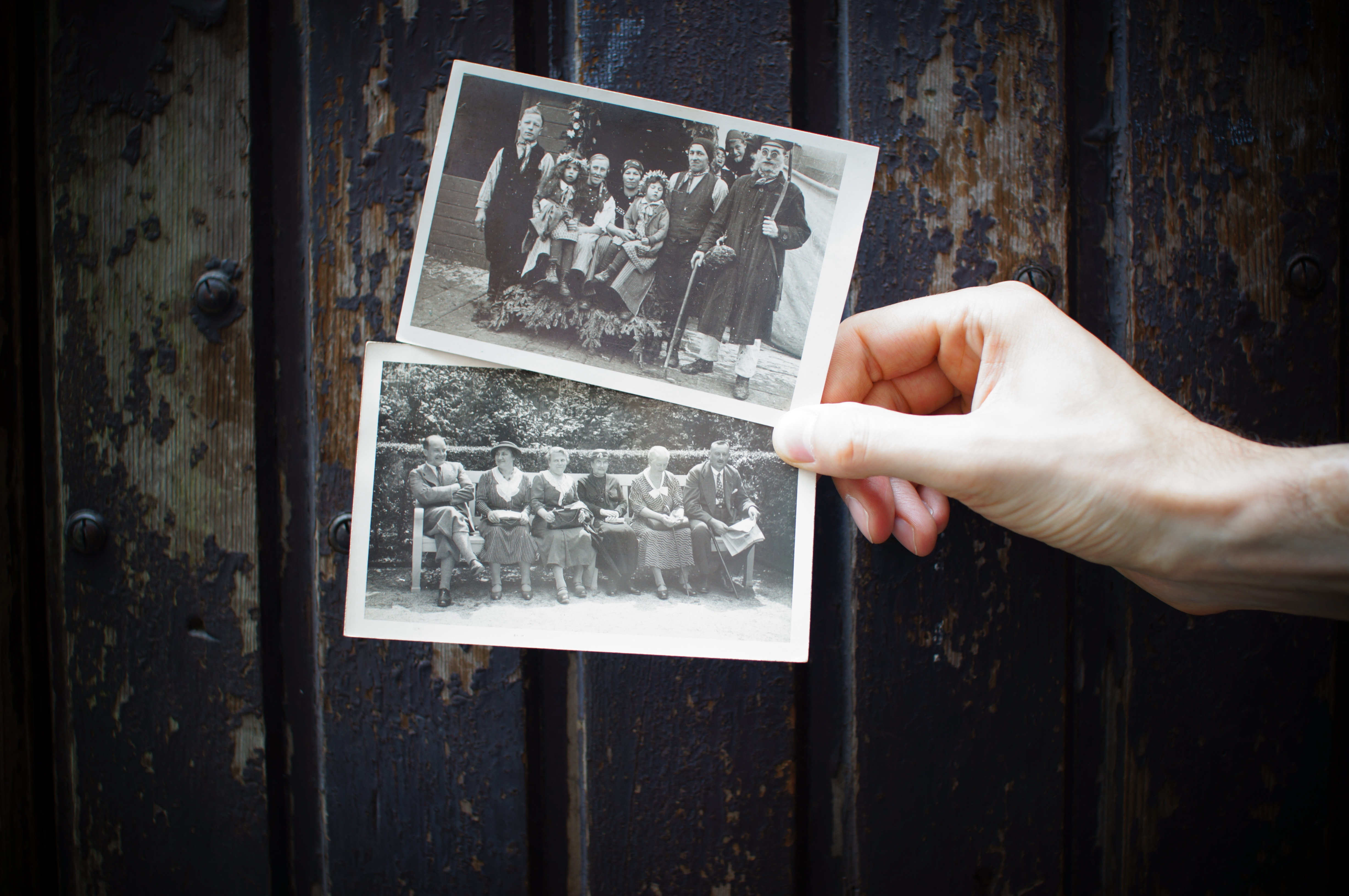 Life Stories: Older people talked and young people wrote