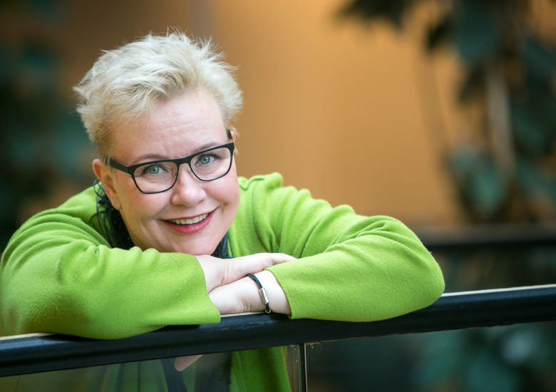 MEP Sirpa Pietikäinen photo