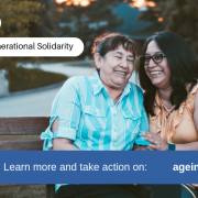 'Stereotyping generations is creating generational myths, leading to divisions in society': the 5th week of the #AgeingEqual campaign in a nutshell