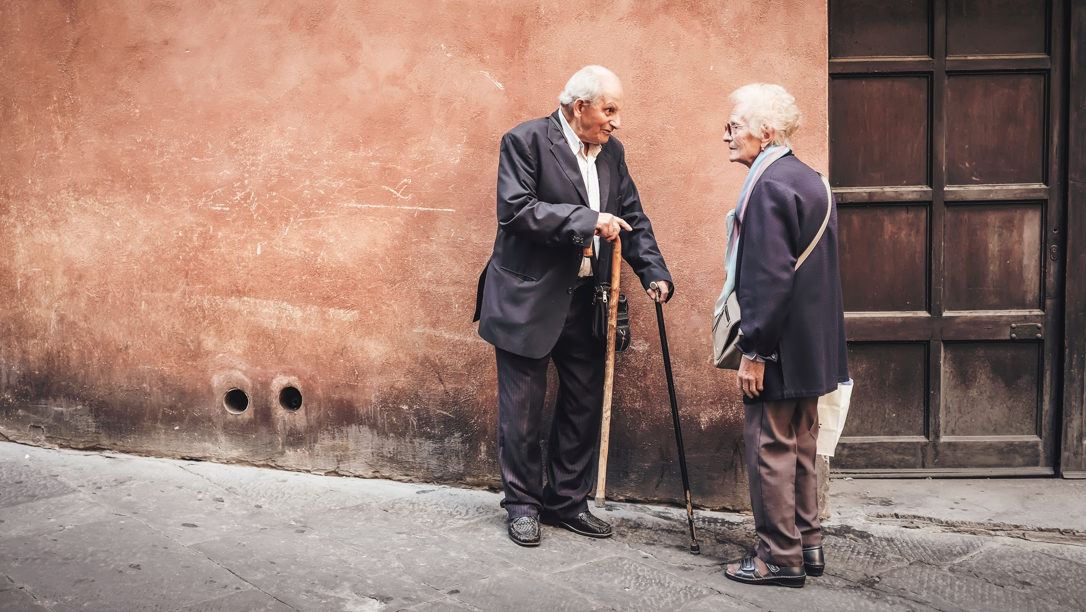 Rethinking care for older people through the lens of disability policies