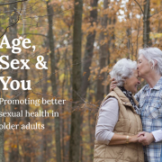 Age, Sex and You: a new website talking about sexual changes for older adults